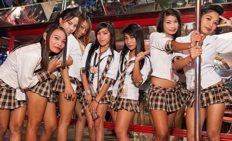 Angeles City Bargirls