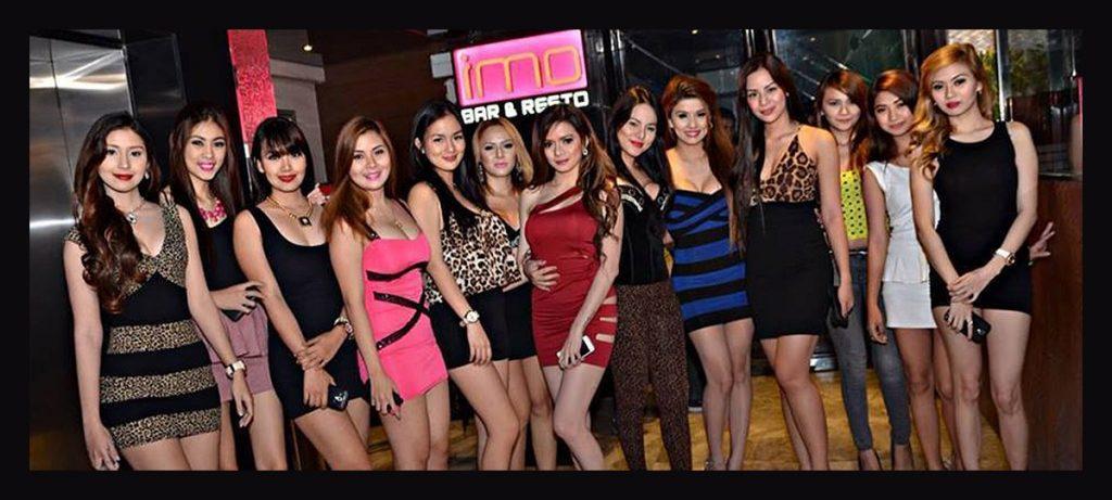 Angeles City Disco girls