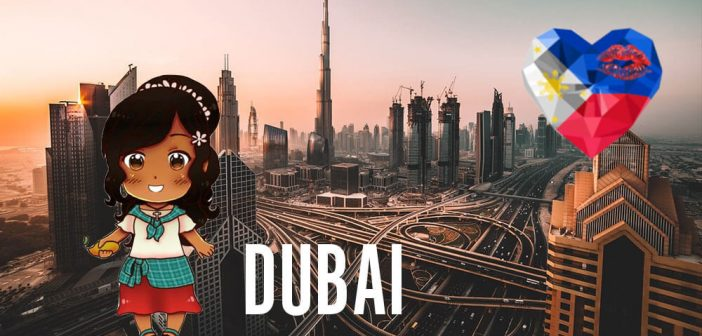 How to meet Filipinas in Dubai