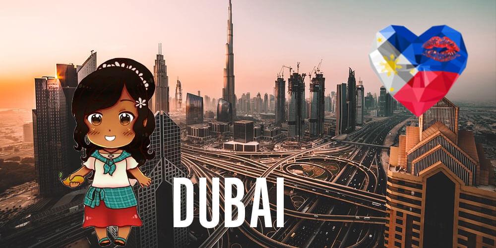 How to meet Filipinas in Dubai - PhilippineDates.com