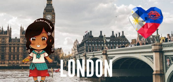 How to meet Filipinas in London