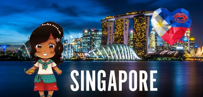 How to meet Filipinas in Singapore