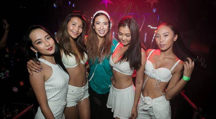 Liv Superclub Cebu girls